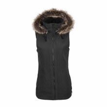 Longhorn Vest Black S