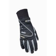 W Krystal Glove Black S