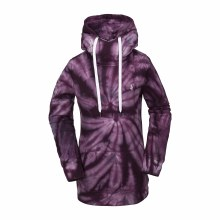 Costus Fleece Purple S