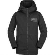 Krestova Fleece Black XL