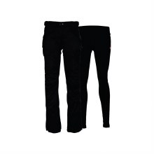 Smarty Cargo Womens Pant Black