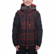 Scout Jacket Rusty Red XL