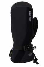 Womens Linear Gore Mitt Black