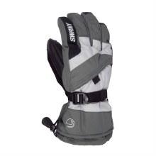 Jr X Over Glove Grey L