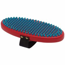 Swix Blue nylon brush, Oval    (T0160O)