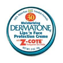 Dermatone Zinc Oxide w/Z-Cote Mini Tin SPF30
