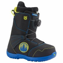 Zipline Boa Black/Blue 4
