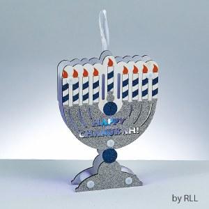 Chanukah Menorah LED Decoration