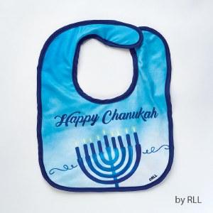Happy Chanukah Bib