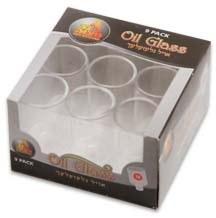 #14 Straight Oil Glass - 9 Pack