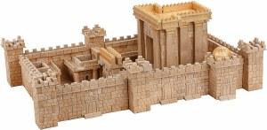 Beis Hamikdash Mini Brick Constructor Set