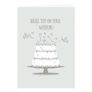 Card Wedding KJ826