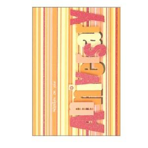 Card Anniversary KJ855 HM