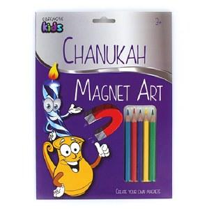 Chanuka Magnet Arts N Crafts