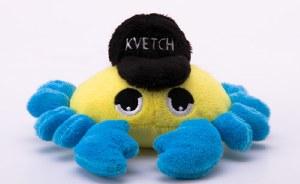 Plush Toy Kvetch the Crab