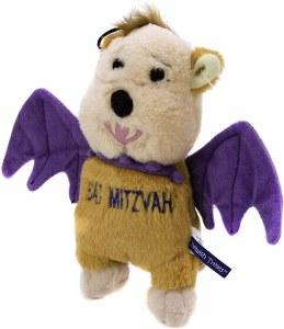 Plush Toy Bat Mitzvah the Bat