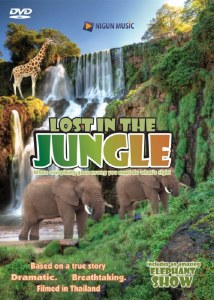 Lost in the Jungle DVD