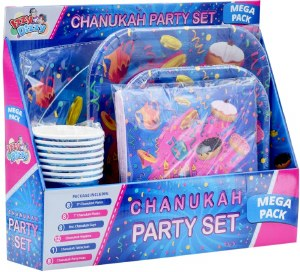 Chanukah Party Papergood Set