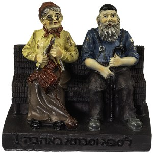 Polyresin Figurine for Grandparents
