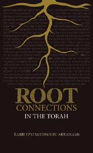 Root Connections in the Torah [Hardcover]