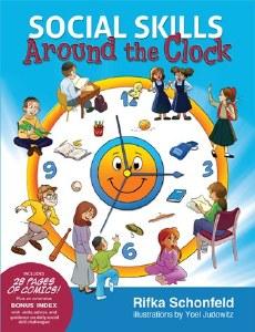 Social Skills Around the Clock [Hardcover]