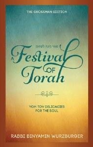A Festival of Torah [Hardcover]