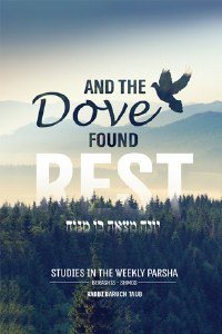 And the Dove Found Rest #1 Beraishis - Shemos [Hardcover]