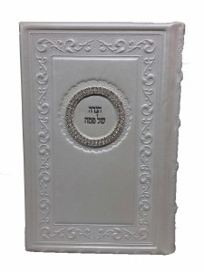 Haggadah Shel Pesach for The Eishes Chayil Antique Leather Slipcased Edition