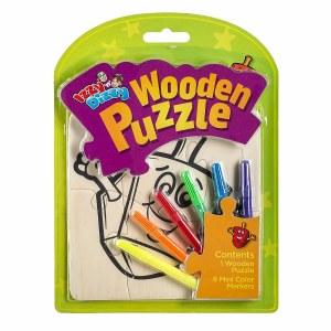 Chanukah Dreidel Wooden Puzzle Arts N Crafts Kit