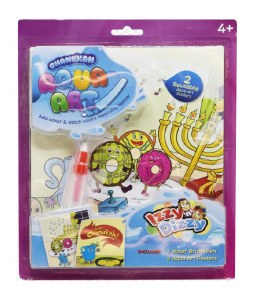 Chanukah Aqua Arts N Crafts Kit