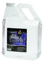 Shabbos Lamp Oil Smokeless Liquid Paraffin Clear 1 Gallon
