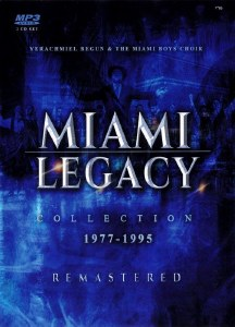 Miami Legacy Collection CD