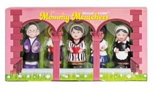 Mitzvah Kinder Mommy Mentchees 5 Piece Set