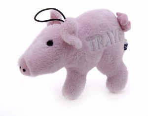 Plush Toy Trayf the Pig