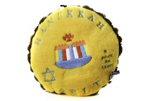Plush Toy Hannukkah Gelt