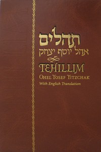 Tehillim Ohel Yosef Yitzchok [Hardcover]