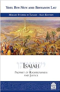 Isaiah: Prophet of Righteousness and Justice [Hardcover]