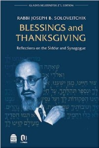 Blessings and Thanksgiving: Reflections on the Siddur and Synagogue [Hardcover]
