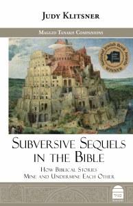Subversive Sequels in the Bible [Hardcover]