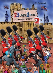 23 Under 1 Roof - Volume 2: Look Out, London! [Hardcover]