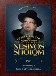 Gems from the Nesivos Shalom: Vayikra [Hardcover]