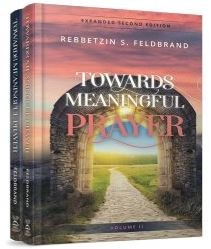 Towards Meaningful Prayer 2 Volume Set [Hardcover]