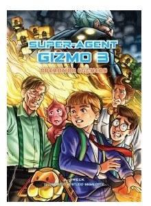 Super Agent Gizmo Comic Story Volume 3 Operation Egghead [Hardcover]