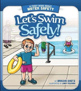 Let's Swim Safely! [Boardbook]