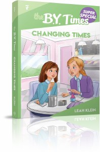 The B.Y. Times Volume 7 Changing Times [Paperback]