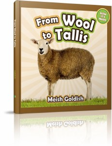 From Wool to Tallis [Hardcover]