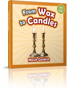 From Wax to Candles [Hardcover]