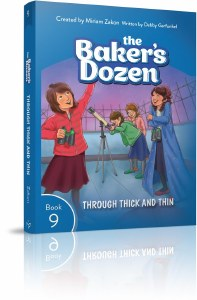 The Baker's Dozen Volume 9 Through Thick and Thin [Paperback]