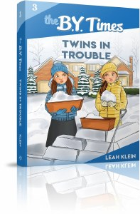 The B.Y. Times Volume 3 Twins in Trouble [Paperback]