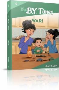 The B.Y Times Volume 4 War! [Paperback]